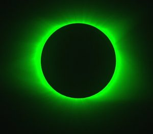 Make Sense of Science Total solar eclipse in IR