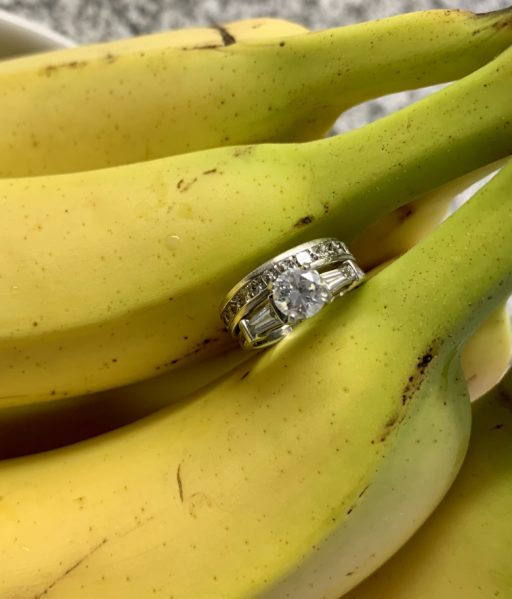 Diamonds and bananas
