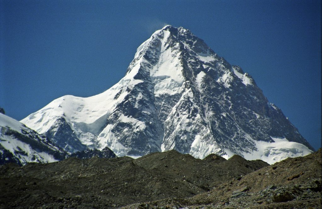K2 from the China side