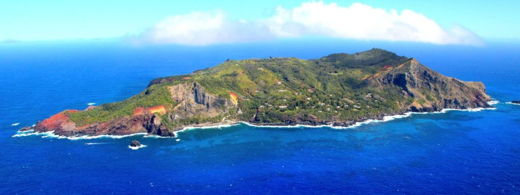 Pitcarin Island