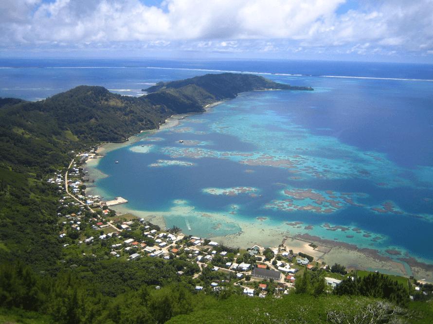Rikitea, French Polynesia