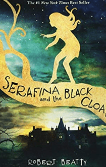 Seraphina and the Black Cloak