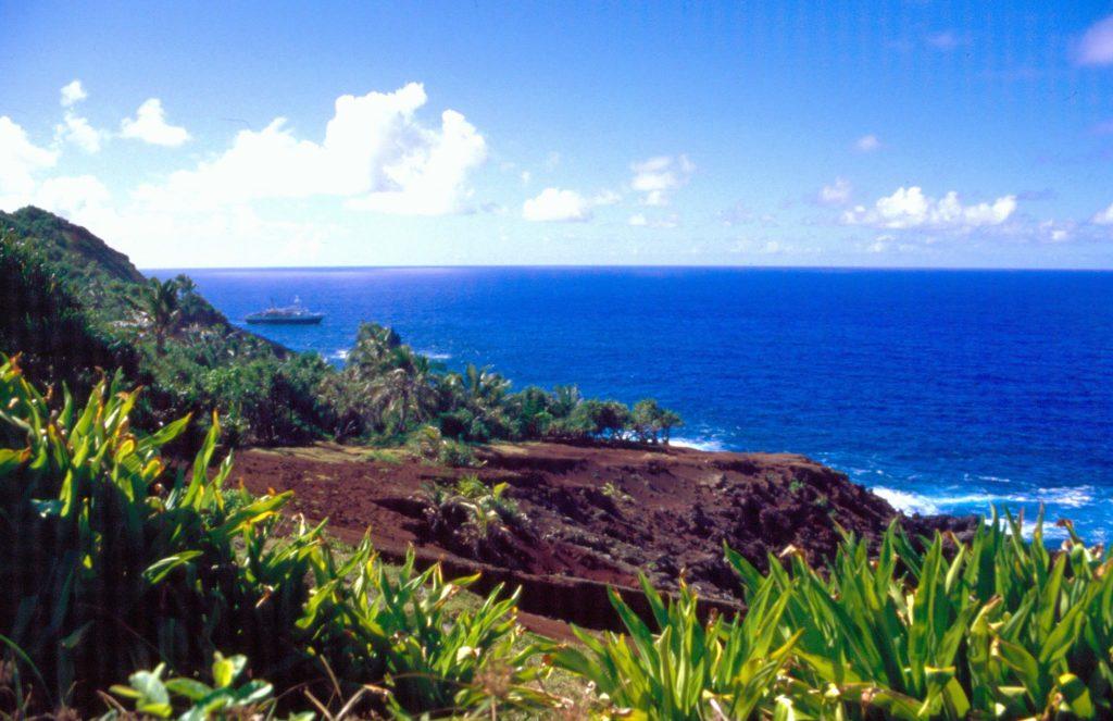 St Paul's Point, Pitcairn