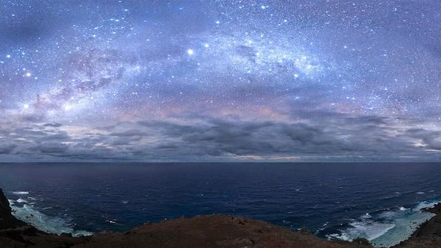 Dark Sky Pitcarin Islands