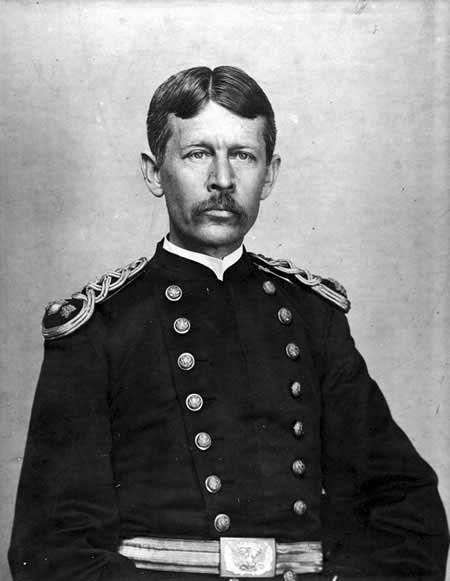 Major Walter Reed (1851-1902)
