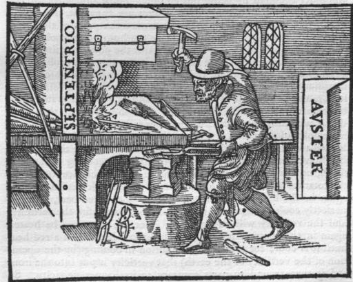 Ancient blacksmith