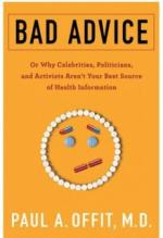 Book title Bad Advice