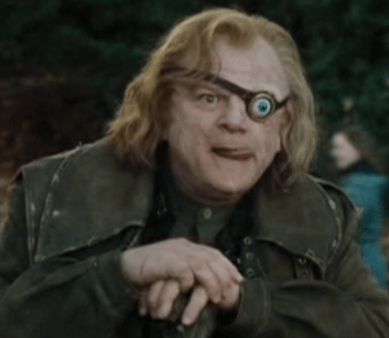 Prosthetic Eye Mad Eye Moody