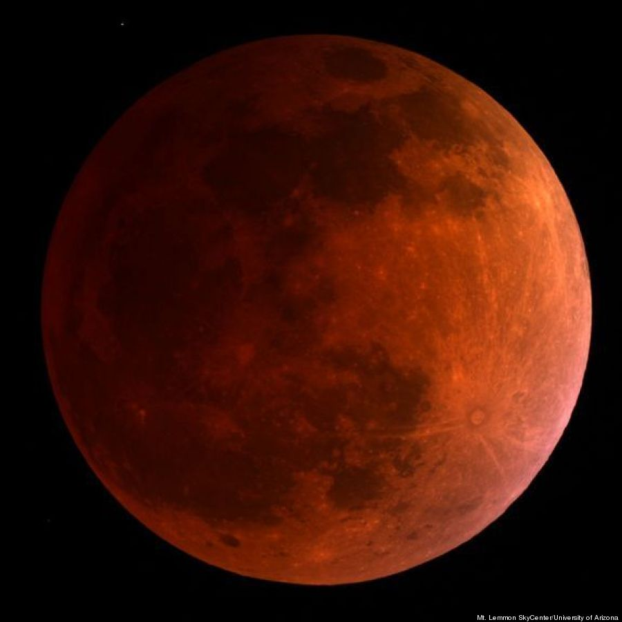 Full Lunar Eclipse May 26 2021