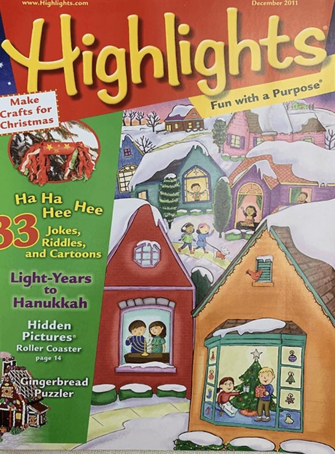 Highlights for Kids Susan Berk Koch