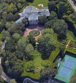Jeff Bezos mansion