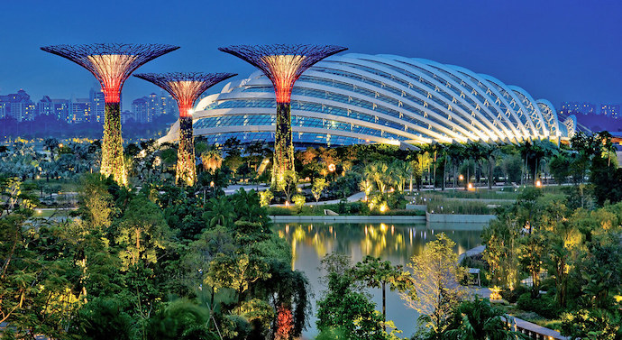 Where to Discover a New Species_Gardens by the Bay Singapore