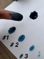 Chemistry Experiments Food coloring too wet