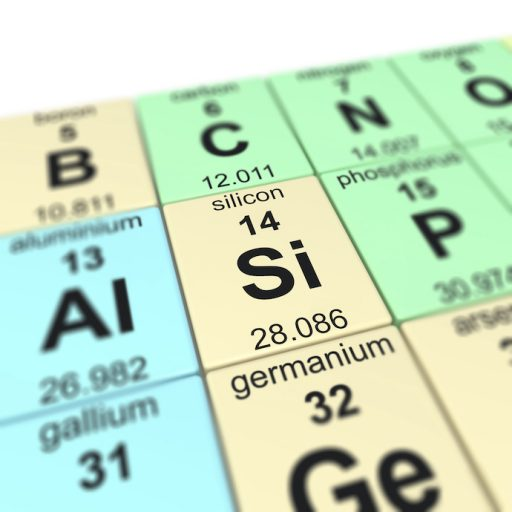 Silicon is the 2nd most abundant element