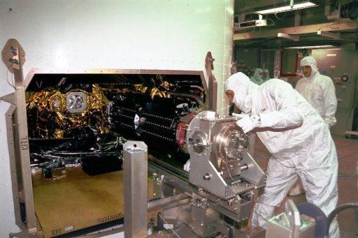 Thermoelectric generator for Cassini