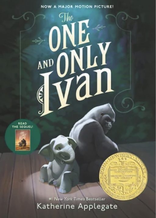 ANIMAL BOOKS FOR KIDS MAKE SENSE OF SCIENCE THE ONE AND ONLY IVAN