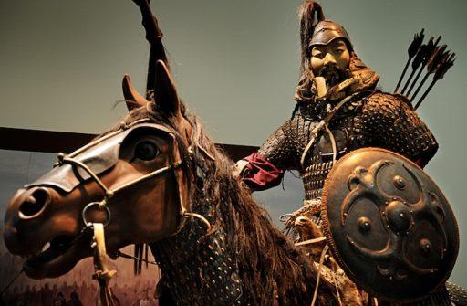 Genghis Khan was prepared