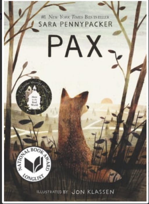 MIDDLE GRADE FANTASY BOOKS WITH ANIMALS_PAX