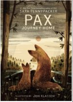 TOP FANTASY BOOKS FOR MIDDLE SCHOOLERS_PAX THE JOURNEY HOME